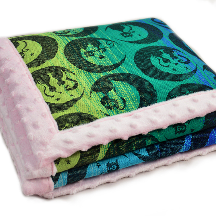 Blanket Luna Gatta Hei Pink Second Quality