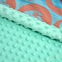 Blanket Luna Gatta Ginger/Mint