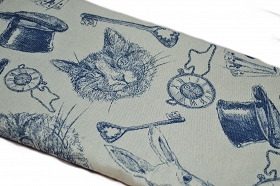 Alice in Wonderland Jeans Wrap