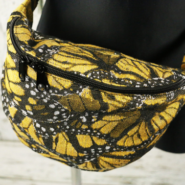 Little Monarch Golden Belt Bag