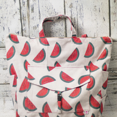 Watermelon Shoper Bag