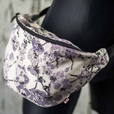 Orchid Lila Belt Bag